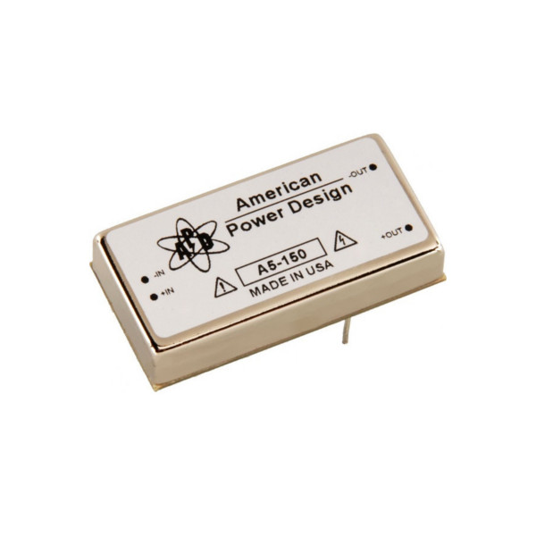 a5-series-5w-regulated-dc-dc-converters