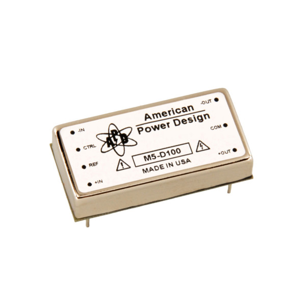 m5-series-5w-regulated-dc-dc-converters