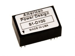 s1-series-1w-semi-regulated-hv-dc-dc-converters