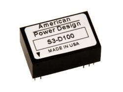 s3-series-3w-semi-regulated-hv-dc-dc-converters