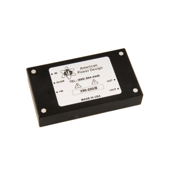 x50-series-50w-regulated-hv-dc-dc-converters