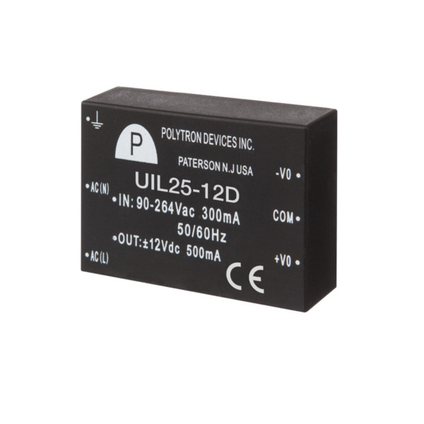 uil25-series-ac-dc-converters-switching-power-supplies
