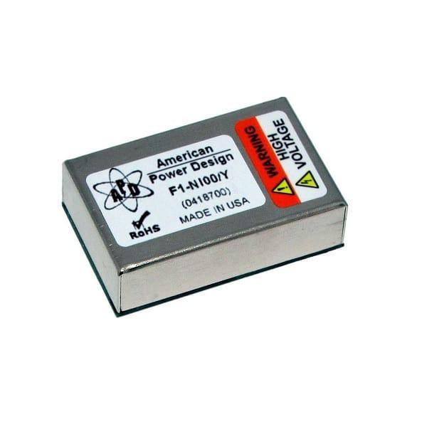 f1-series-1w-regulated-hv-dc-dc-converters